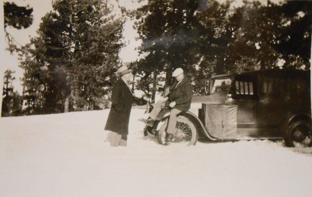 1919 Franklin vintage photo