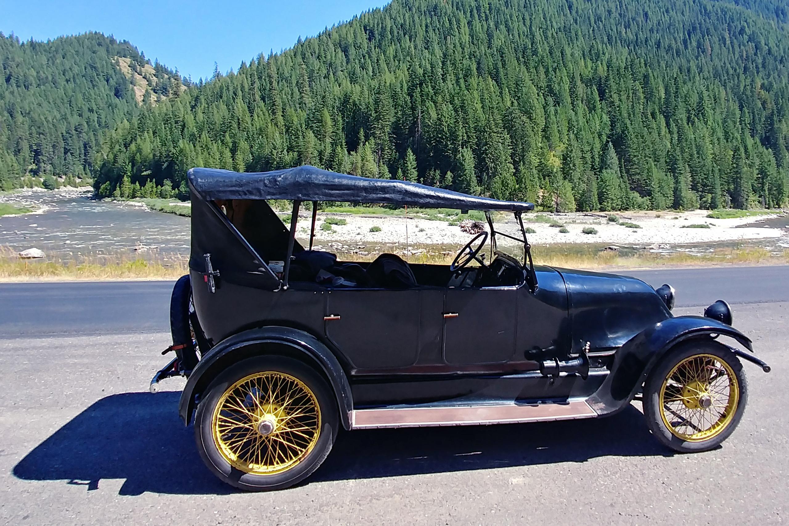 1919 Franklin Road Trip Forest River Bend
