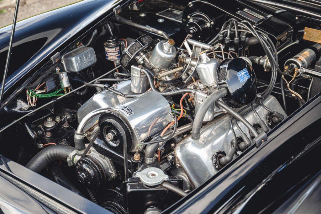 1961 Daimler SP250 Ex Metro Police engine