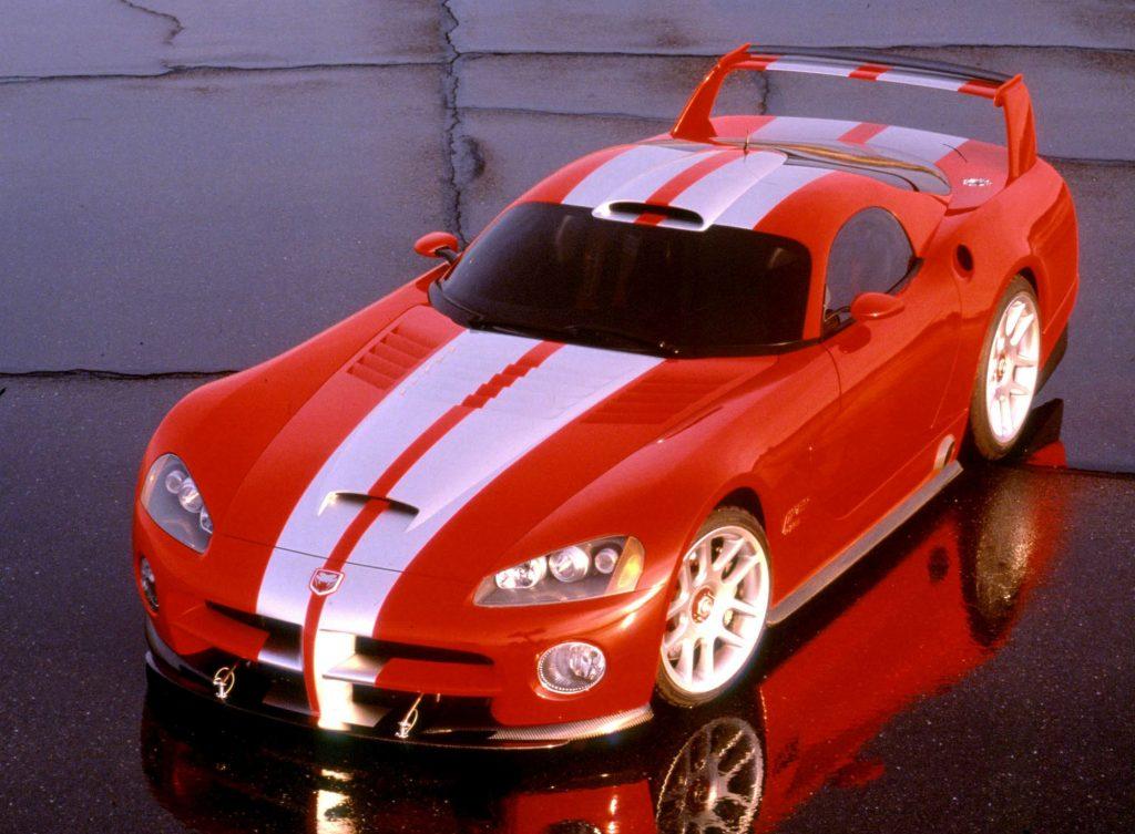 2000 Dodge Viper GTS/R concept car