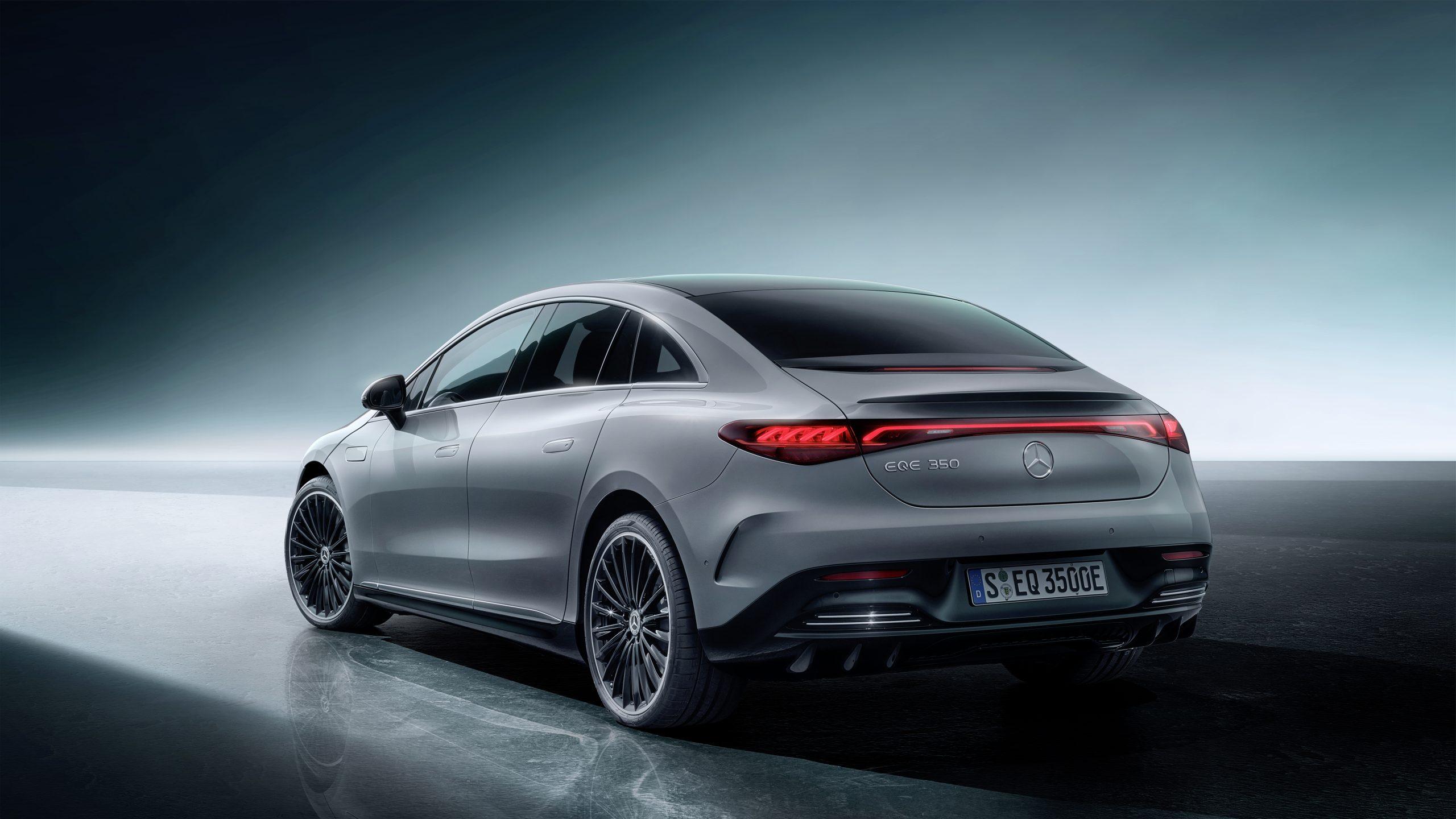 Mercedes-EQ. EQE 350, Edition 1, AMG Line