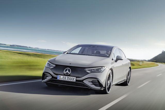 Mercedes-EQ EQE 350 Edition 1 AMG Line