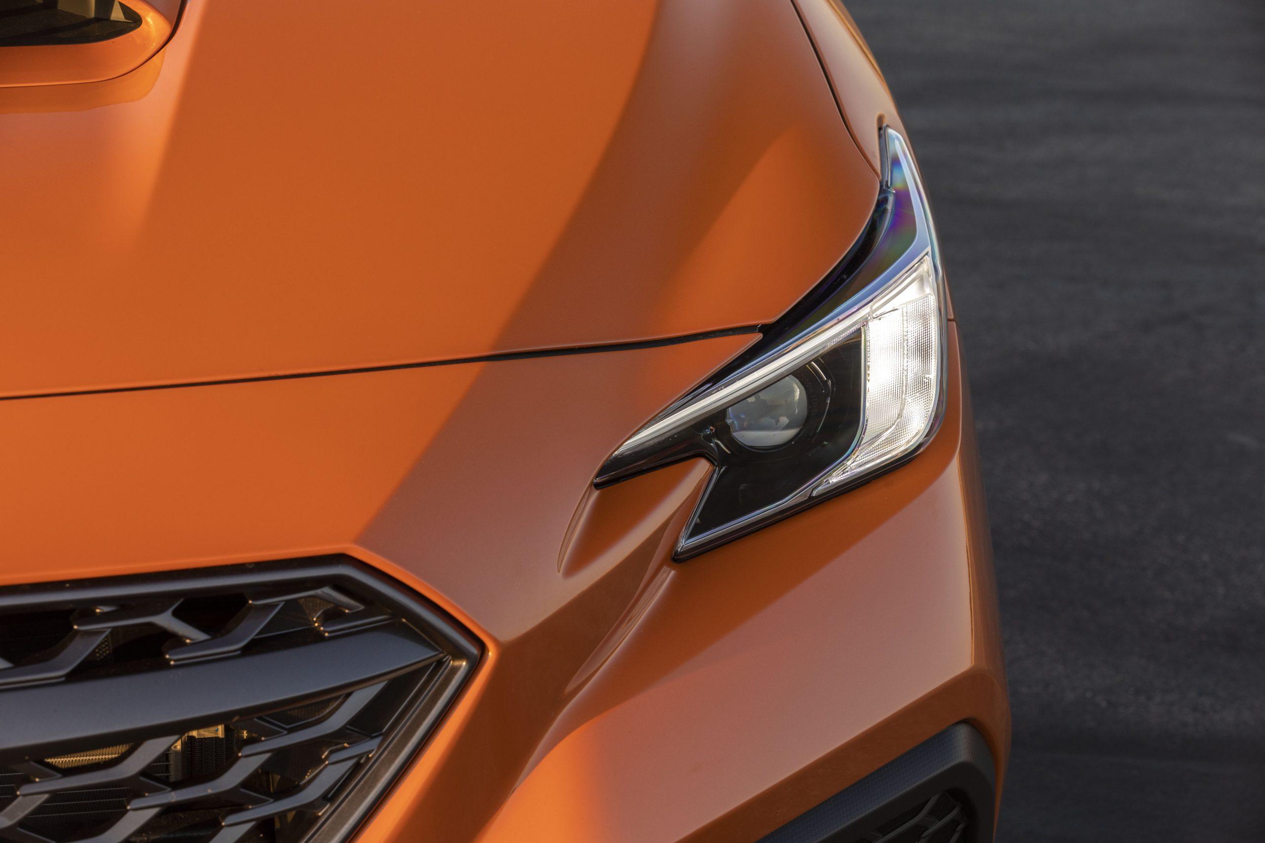 2022 Subaru WRX headlight