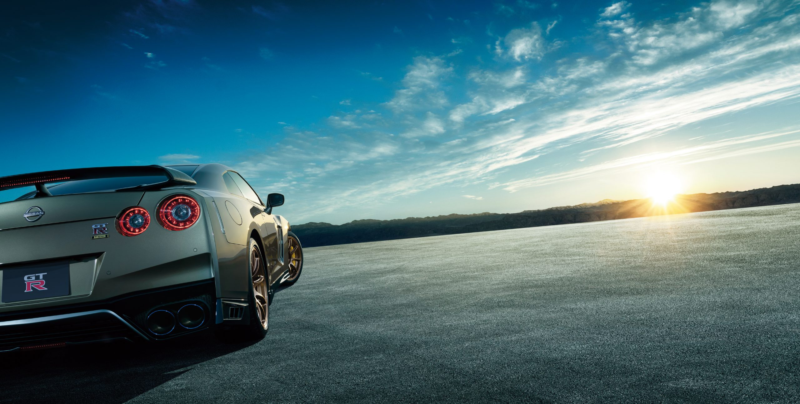 2022 Nissan GT-R Premium T-Spec