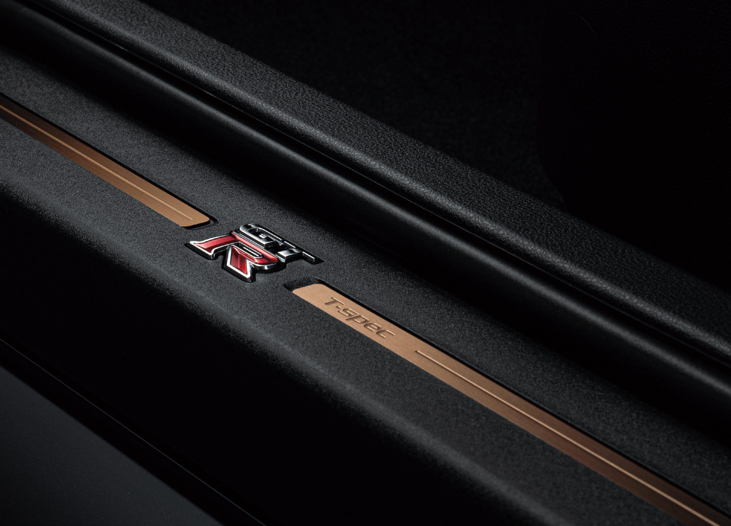 2022 Nissan GT-R Premium T-Spec interior