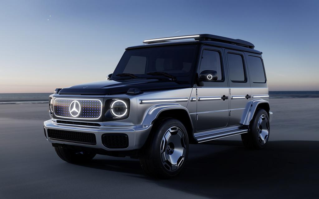 Mercedes-Benz Concept EQG 2