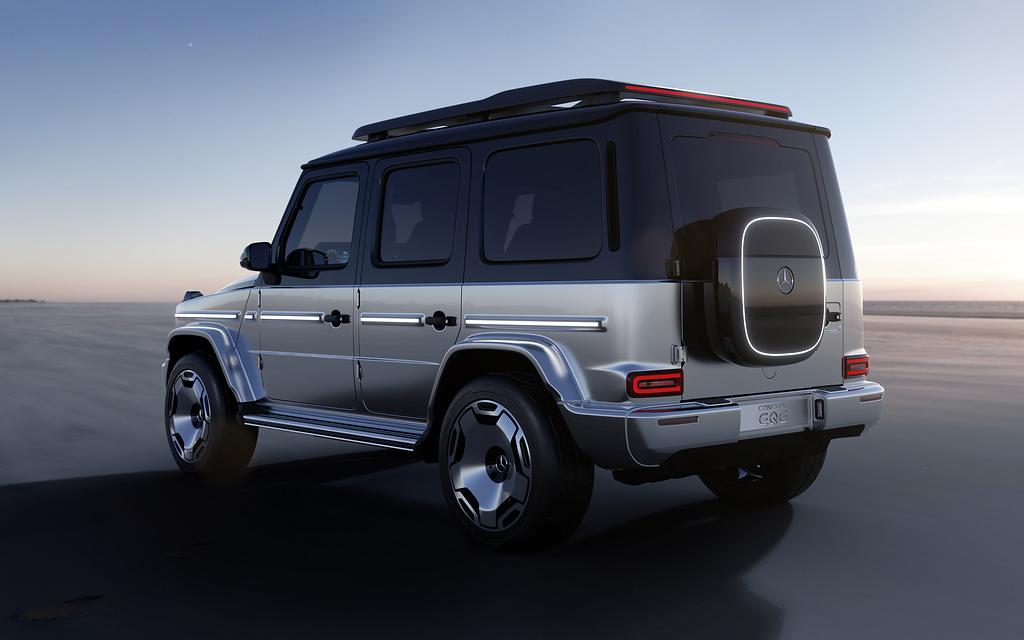 Mercedes-Benz Concept EQG 1