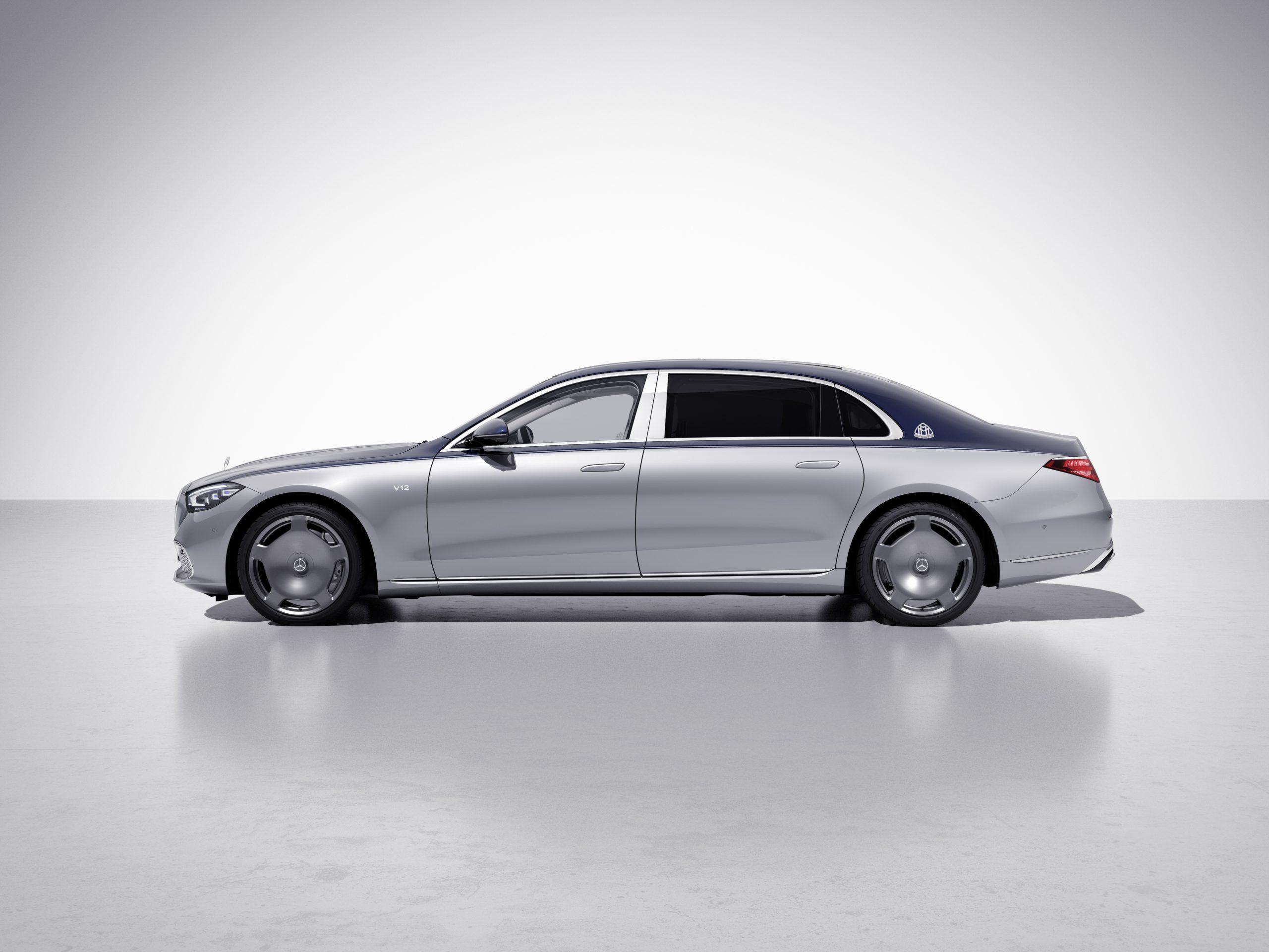 Mercedes-Maybach 100 2