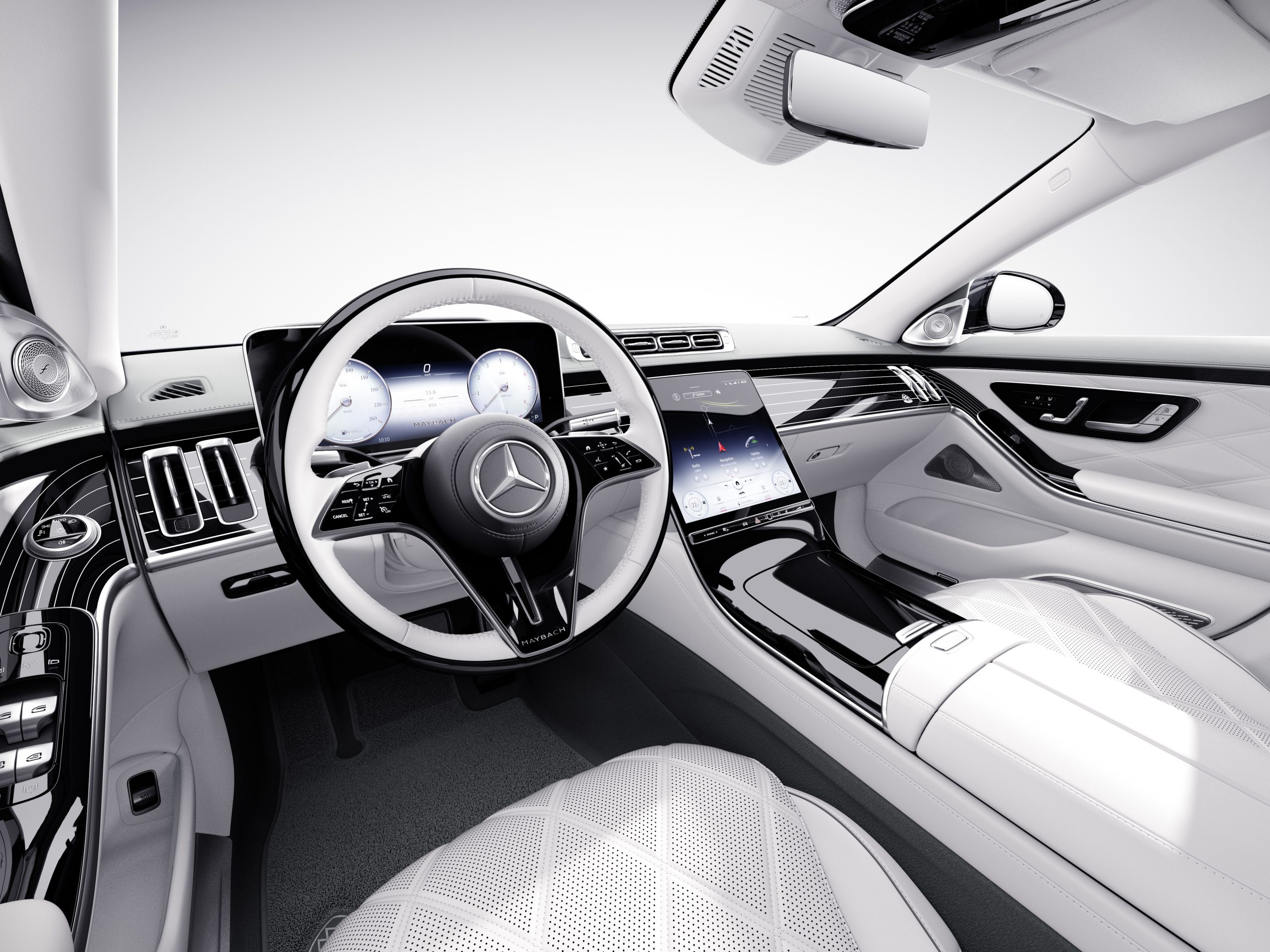 Mercedes-Maybach 100 4