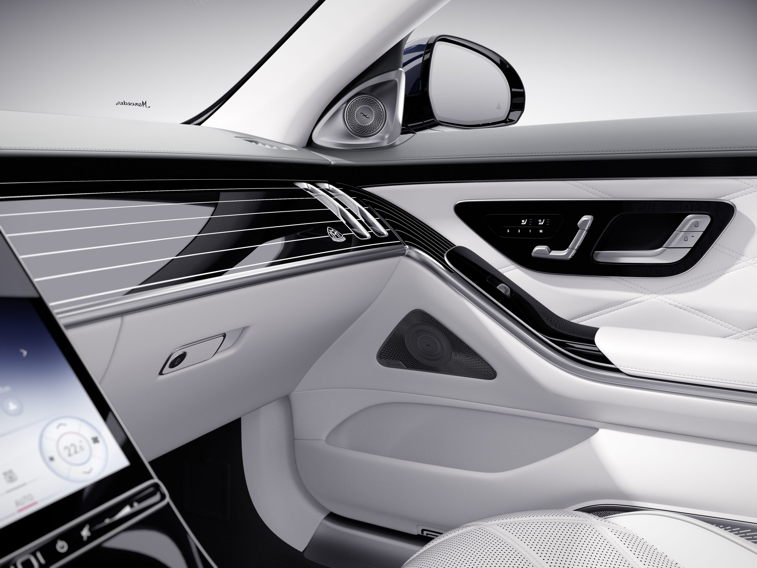 Mercedes-Maybach 100 7