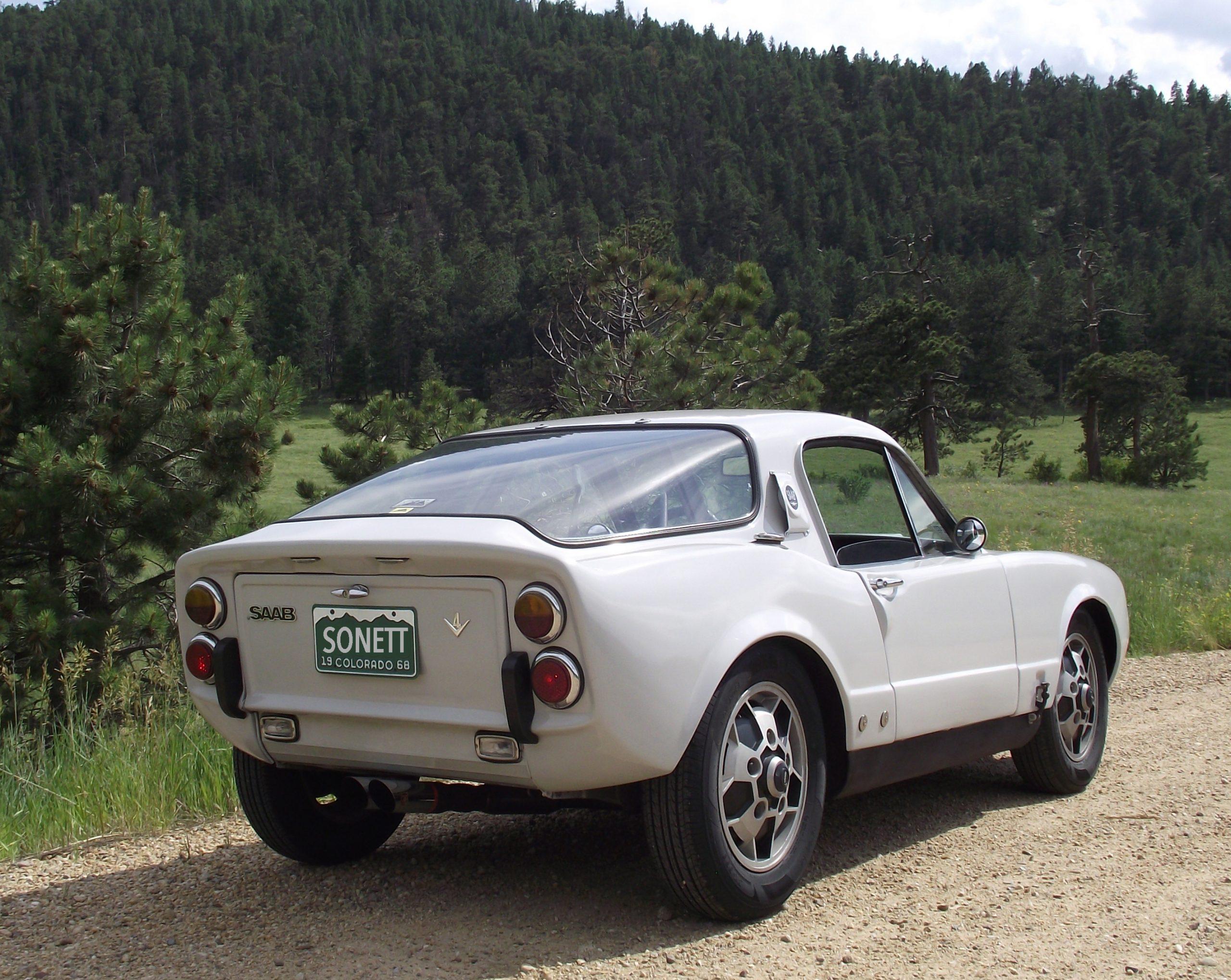 1968 SAAB Sonett V4