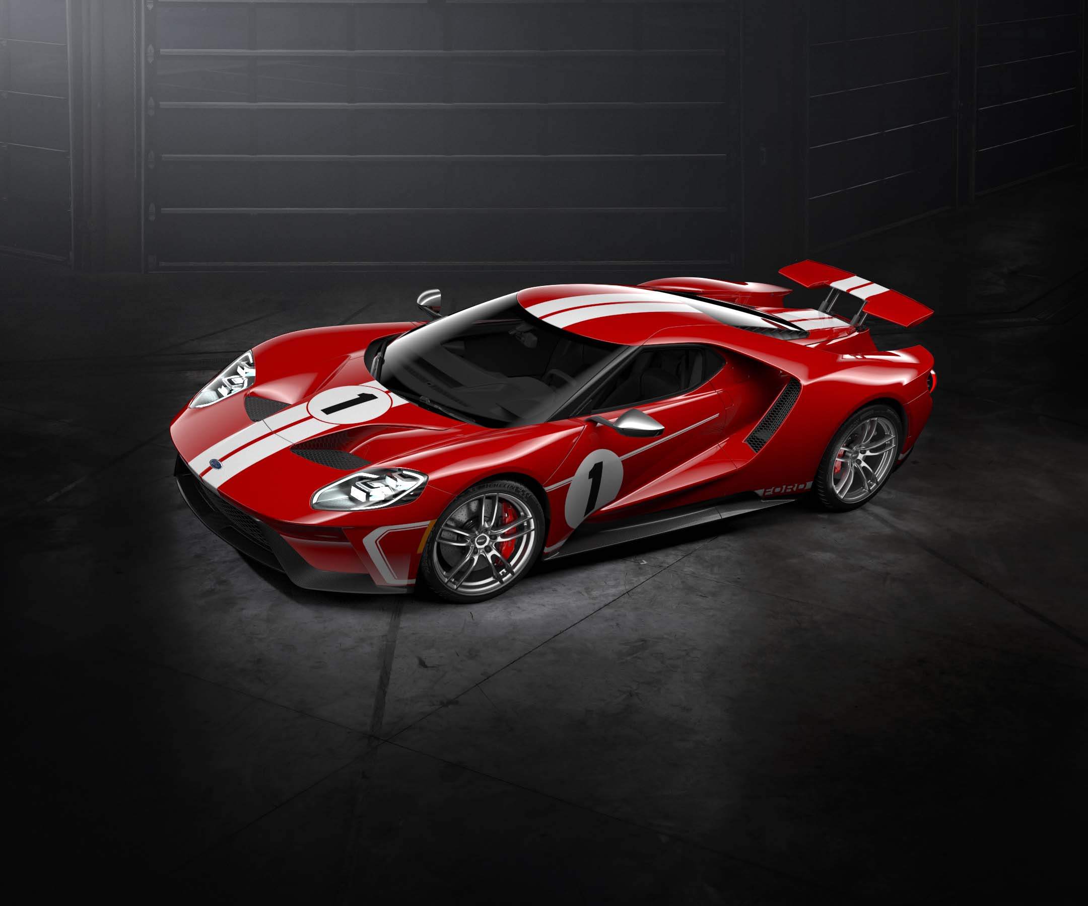 2019 Ford GT '67 Heritage Edition