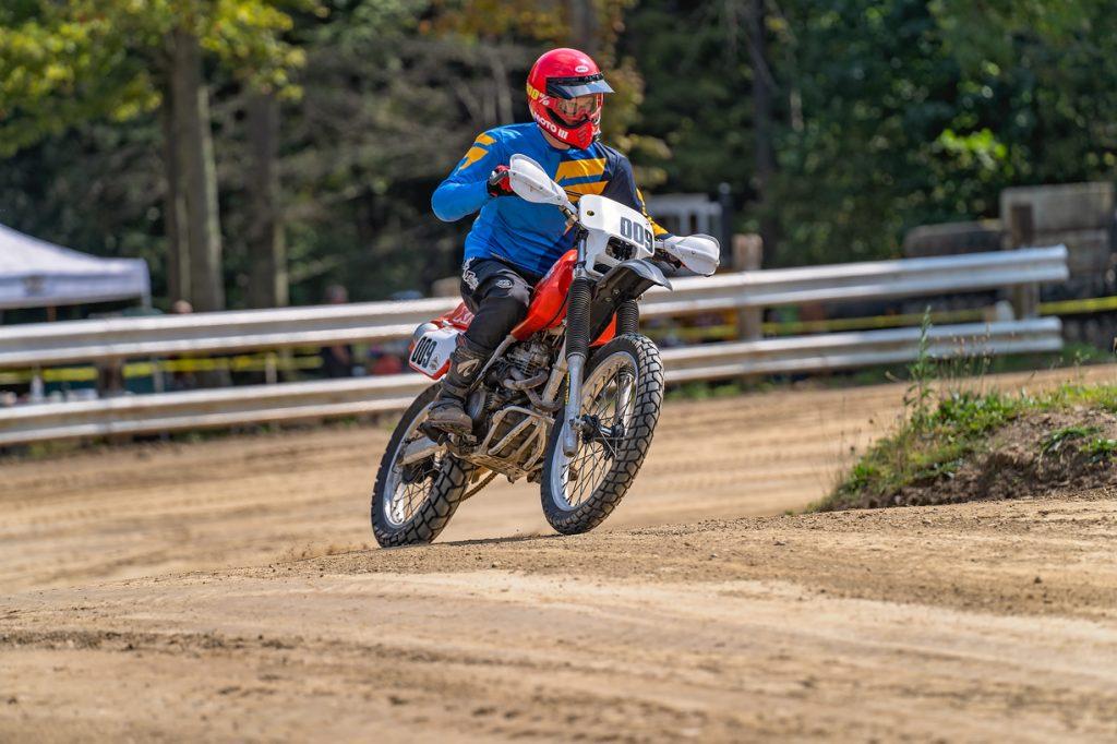 Kyle Smith TT small jump