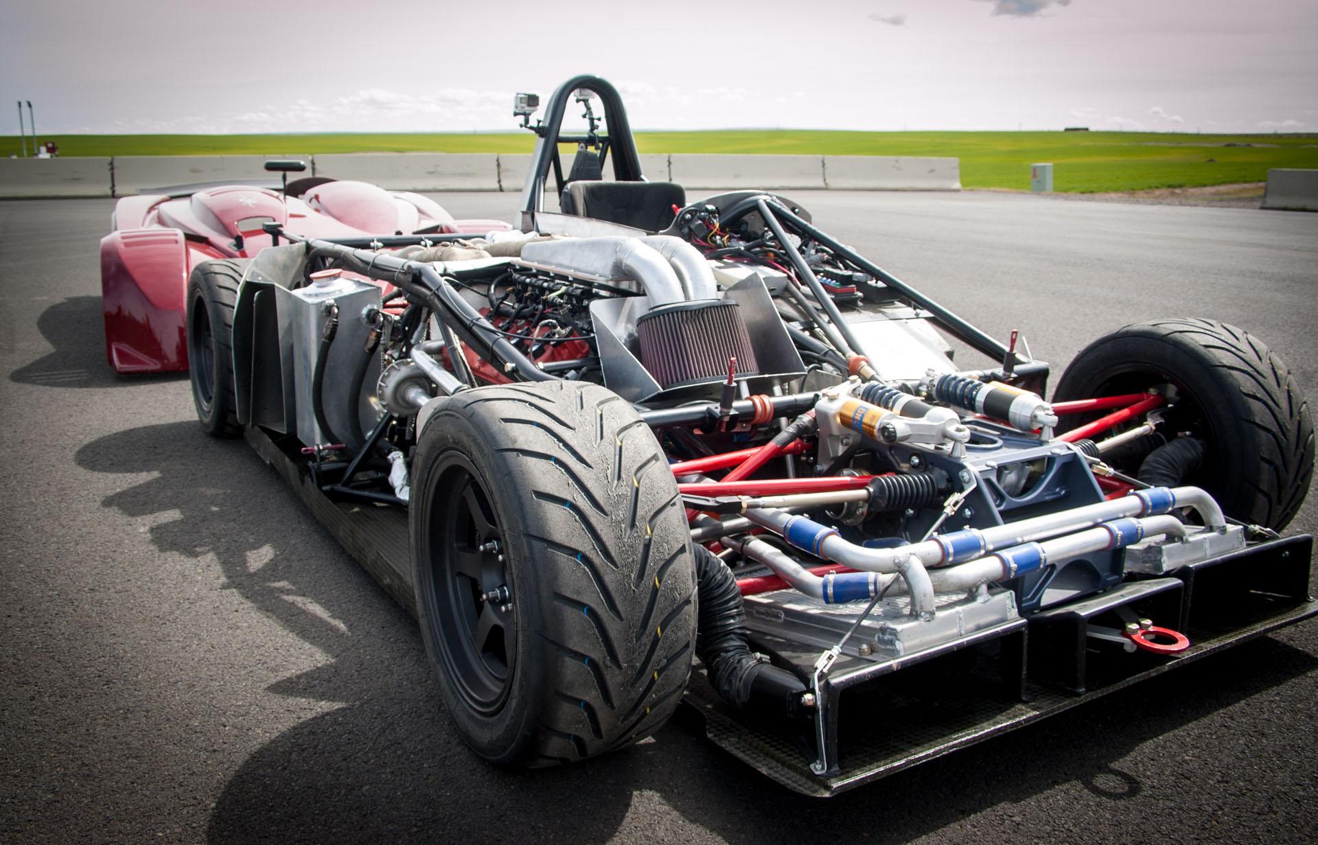 Palatov Motorsport D1