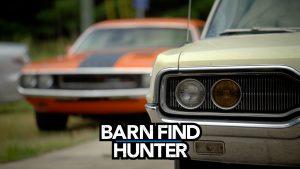 Dodge Polara 500 Vs Challenger R/T: Dodges drag'n in the streets   Barn Find Hunter – Ep. 104