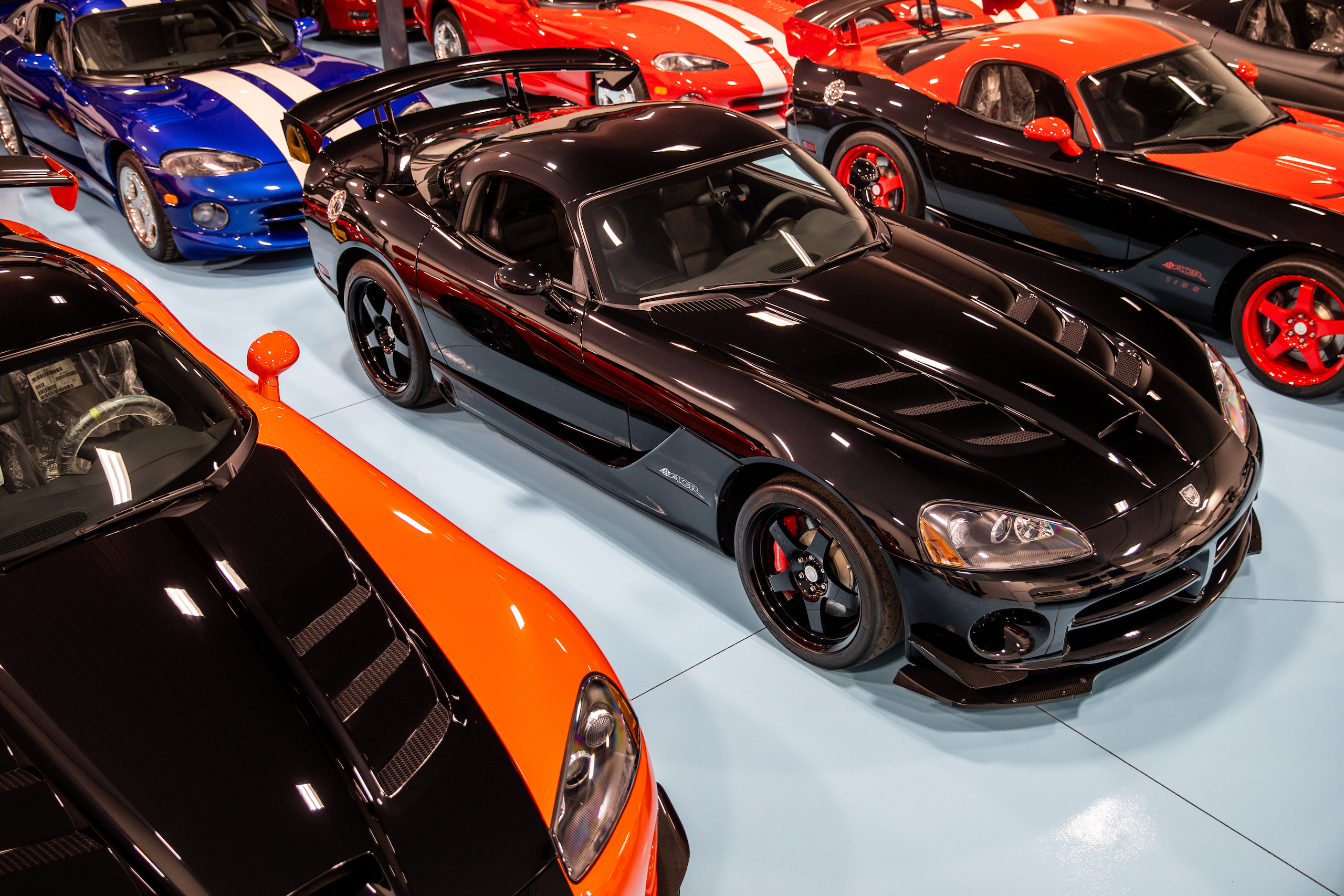 Viper collection