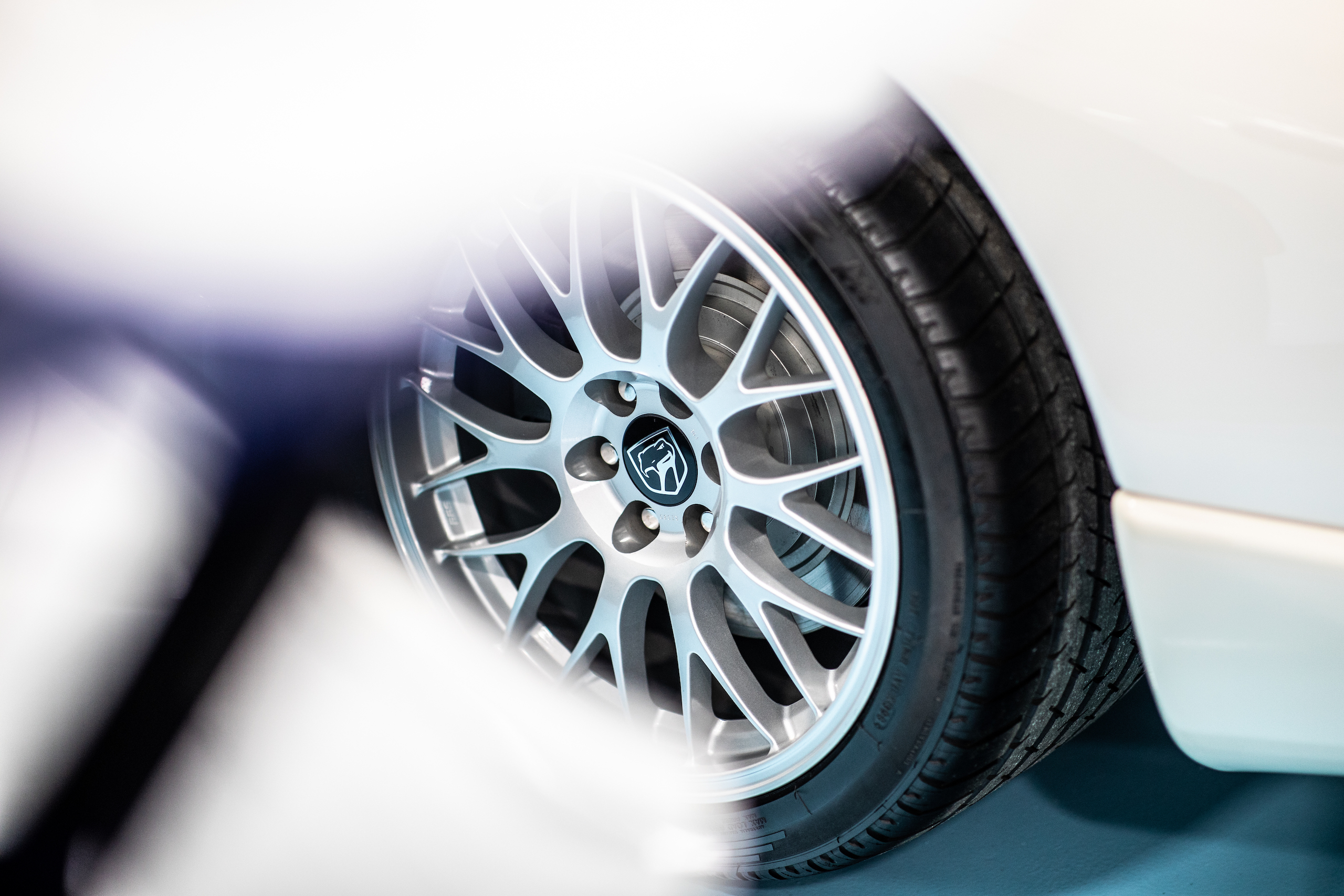 Viper collection wheel detail