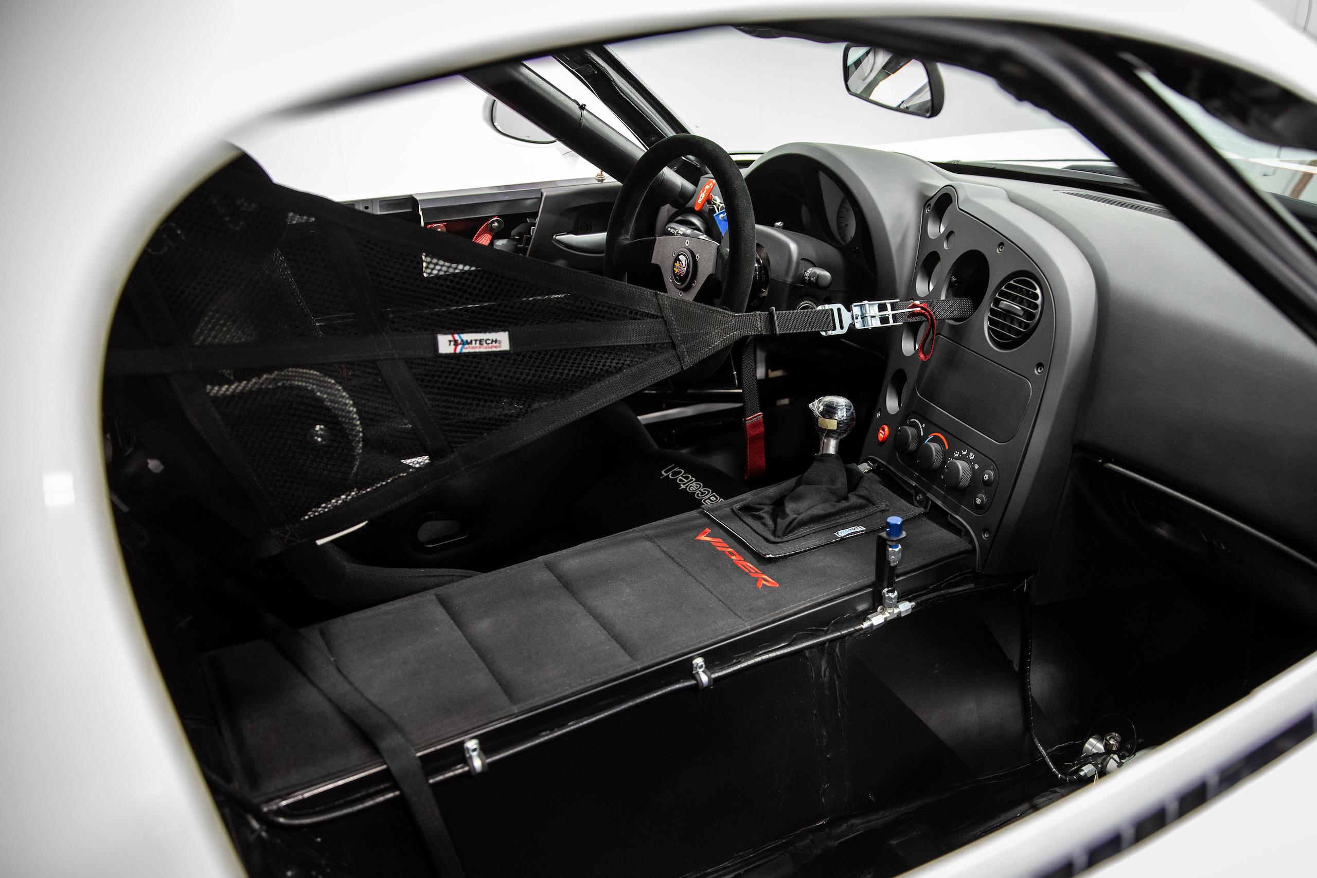 Viper collection interior cockpit