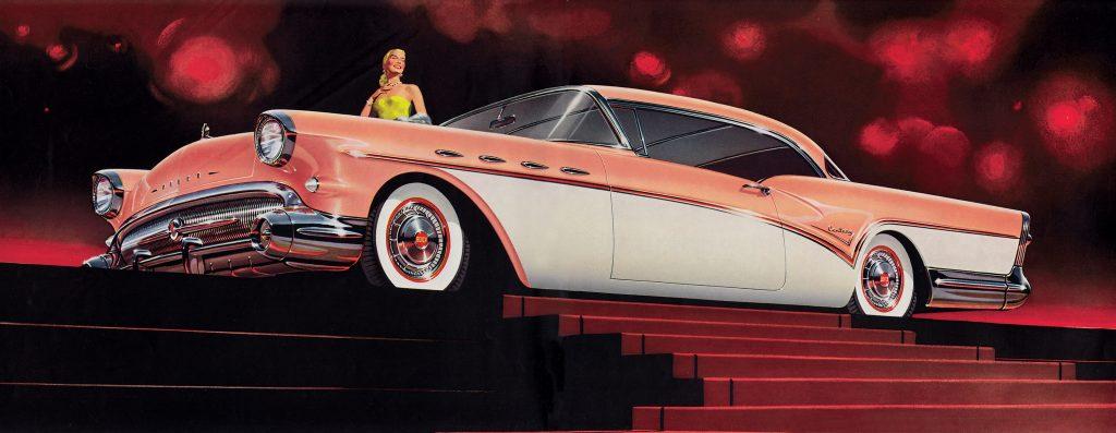 Fitz and Van - 1957 Buick Century Motorama