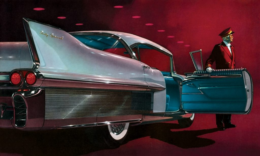 Fitz and Van - 1958 Cadillac Sixty Special