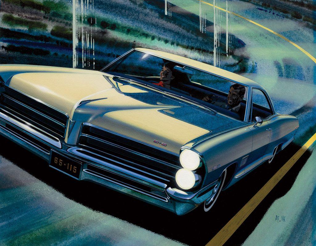 Fitz and Van - 1965 Pontiac 2Plus2
