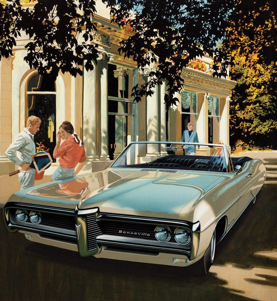 Fitz and Van - 1968 Pontiac Bonneville Love All