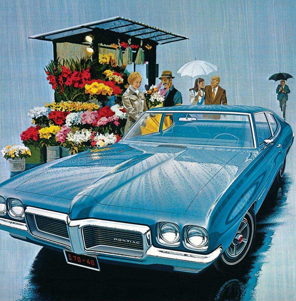 Fitz and Van - 1970 Pontiac Tempest - April Showers