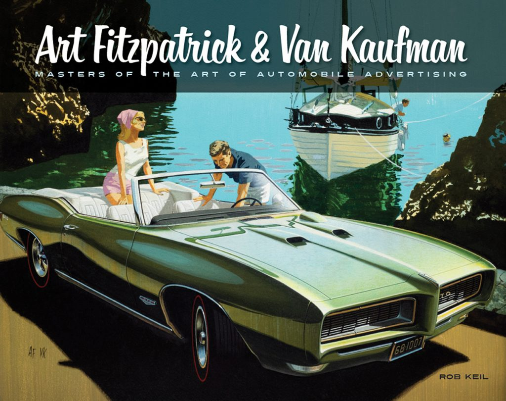 Fitz and Van - Rob Keil book cover