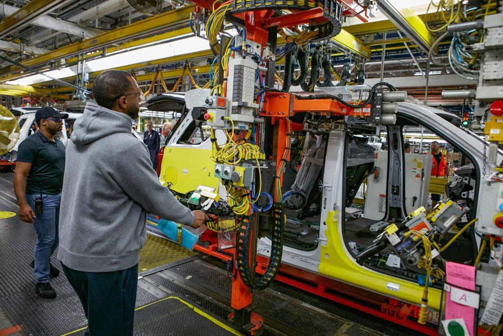 General Motors Arlington Assembly Plant