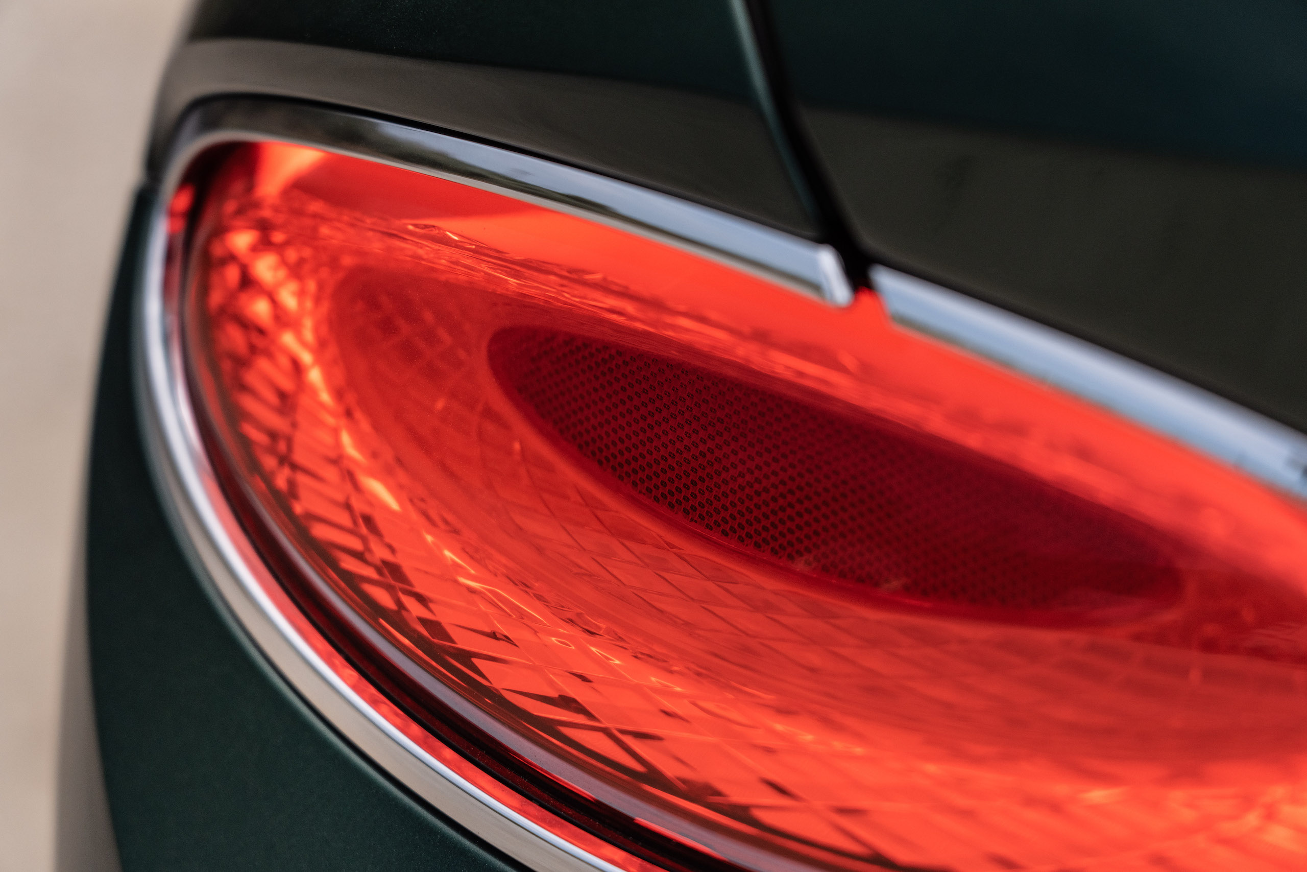Bentley GT Speed Coupe taillight