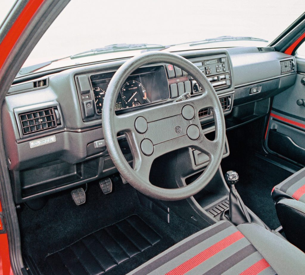 Golf GTI 1986