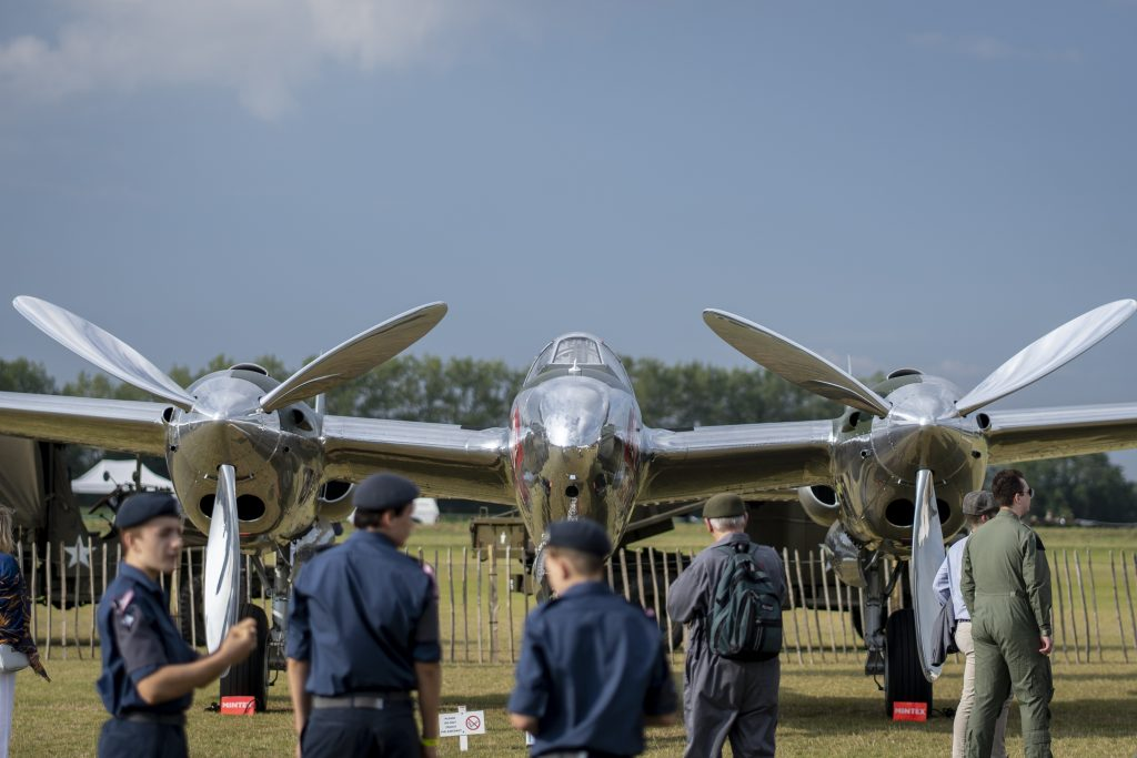 1944 Lockhead P38 Lightning