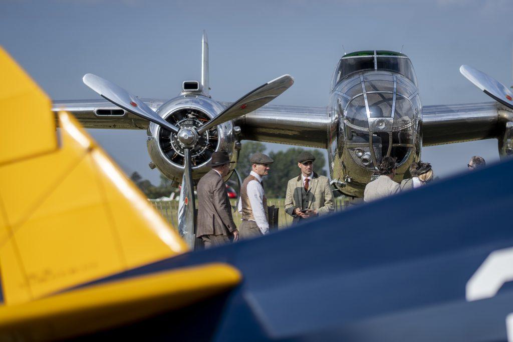 1945 North American B25J Mitchell