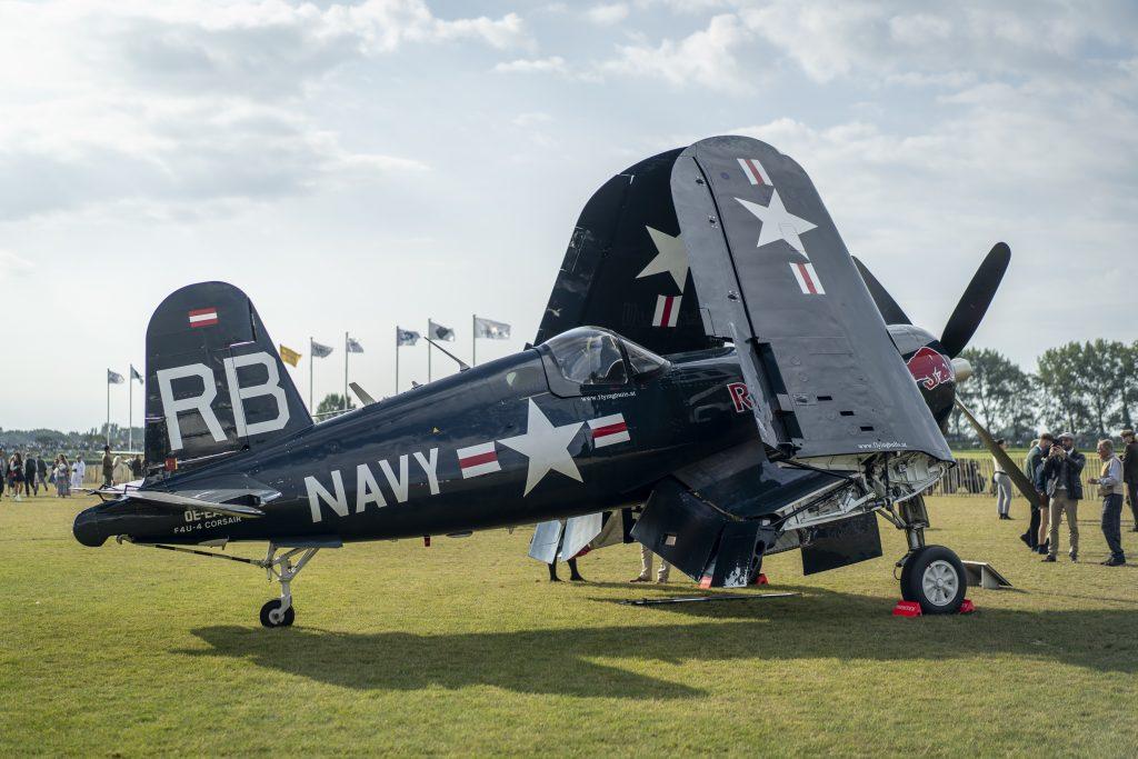 1945 Chance Vought F4U Corsair