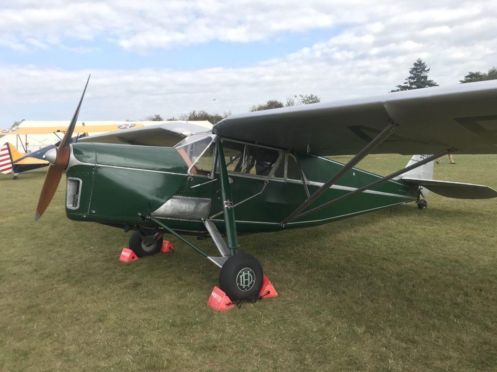 1930 De Havilland DH 80 Puss Moth