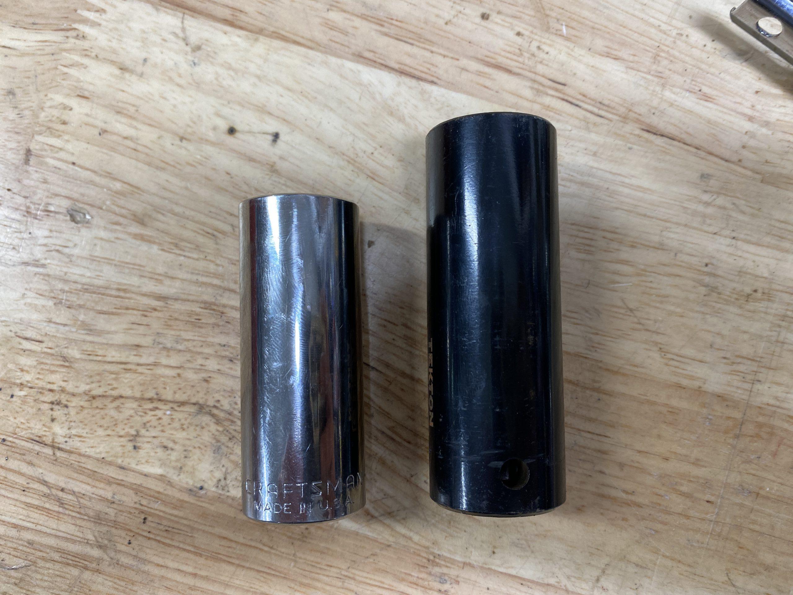 impact vs chrome socket 2