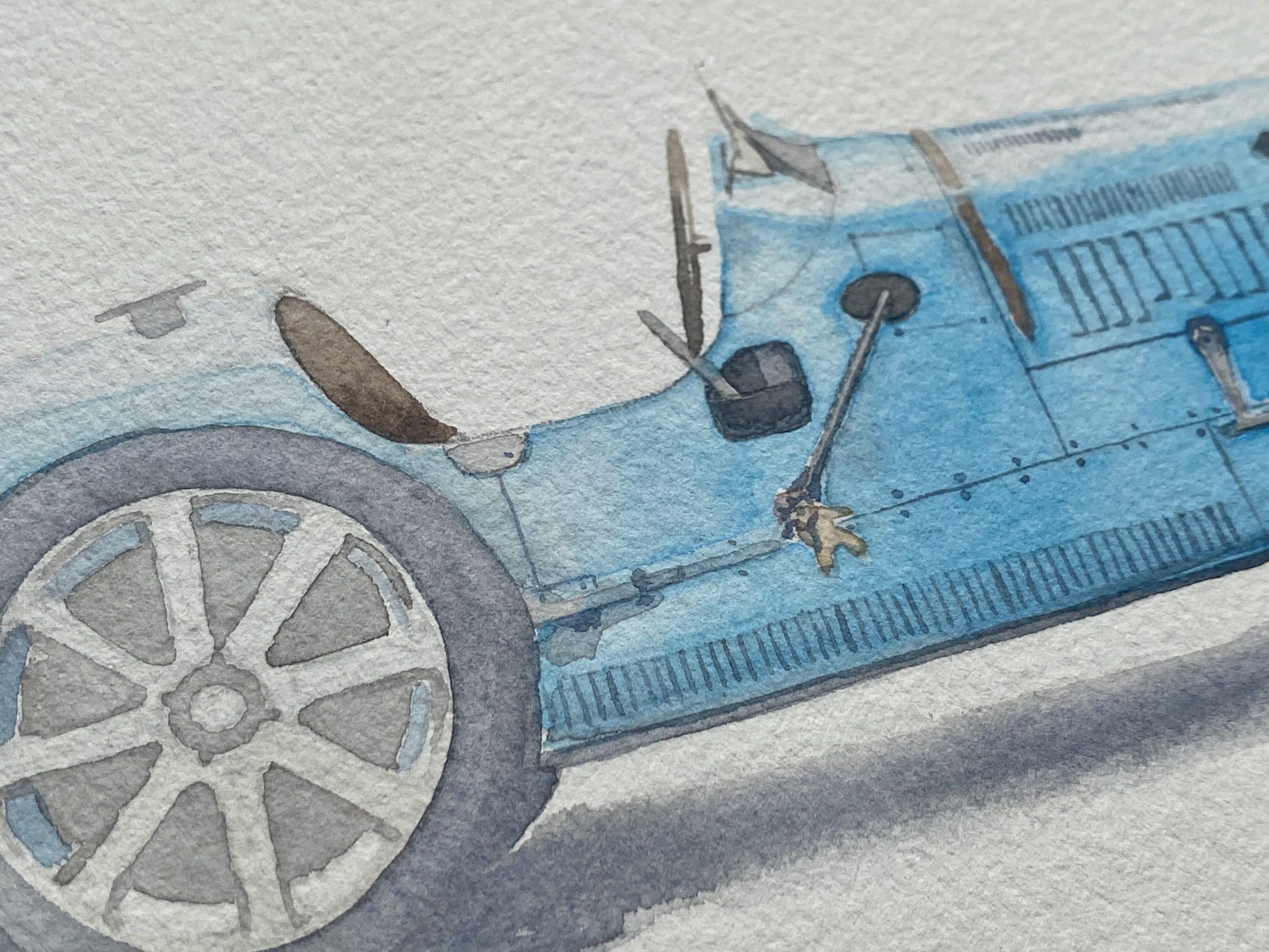Bugatti Paul Howse 2