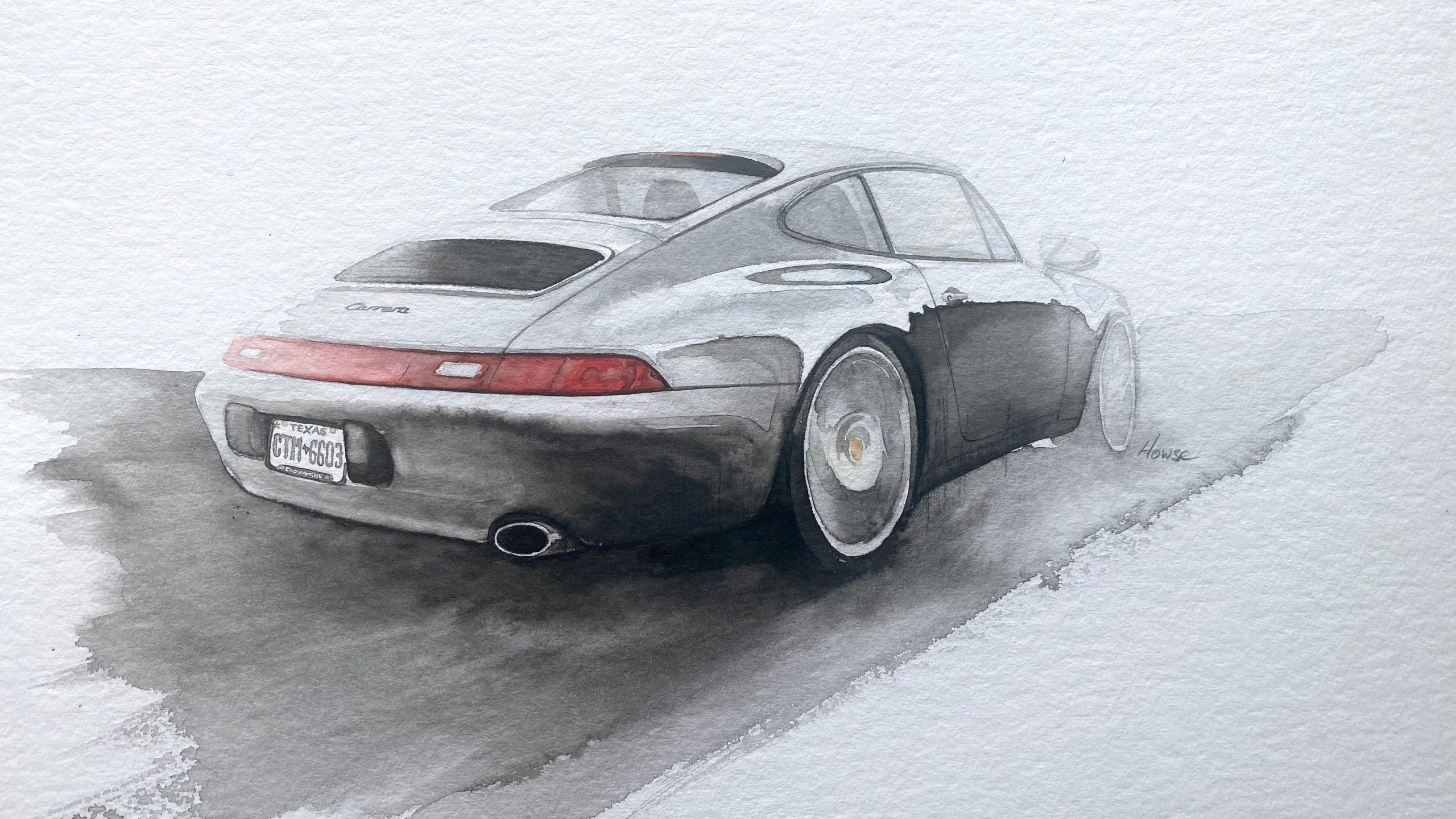 Porsche 911 Paul Howse