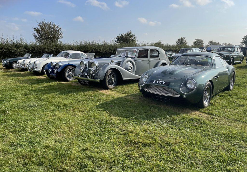 Aston DB4 Zagato