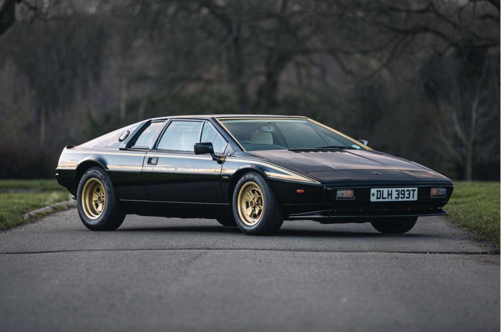 JPS Lotus Esprit - Silverstone auctions