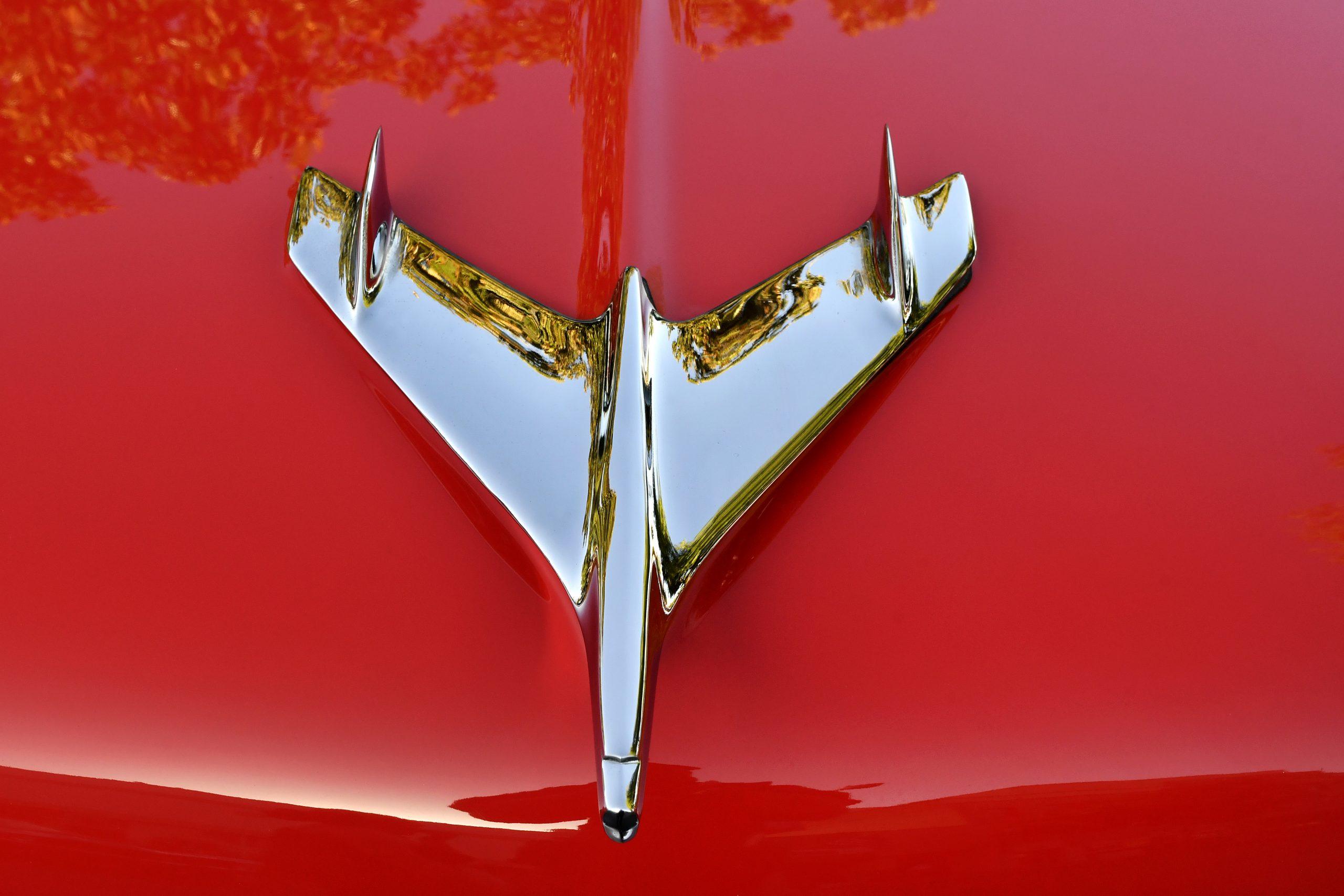Route 66 Reunion chevy emblem