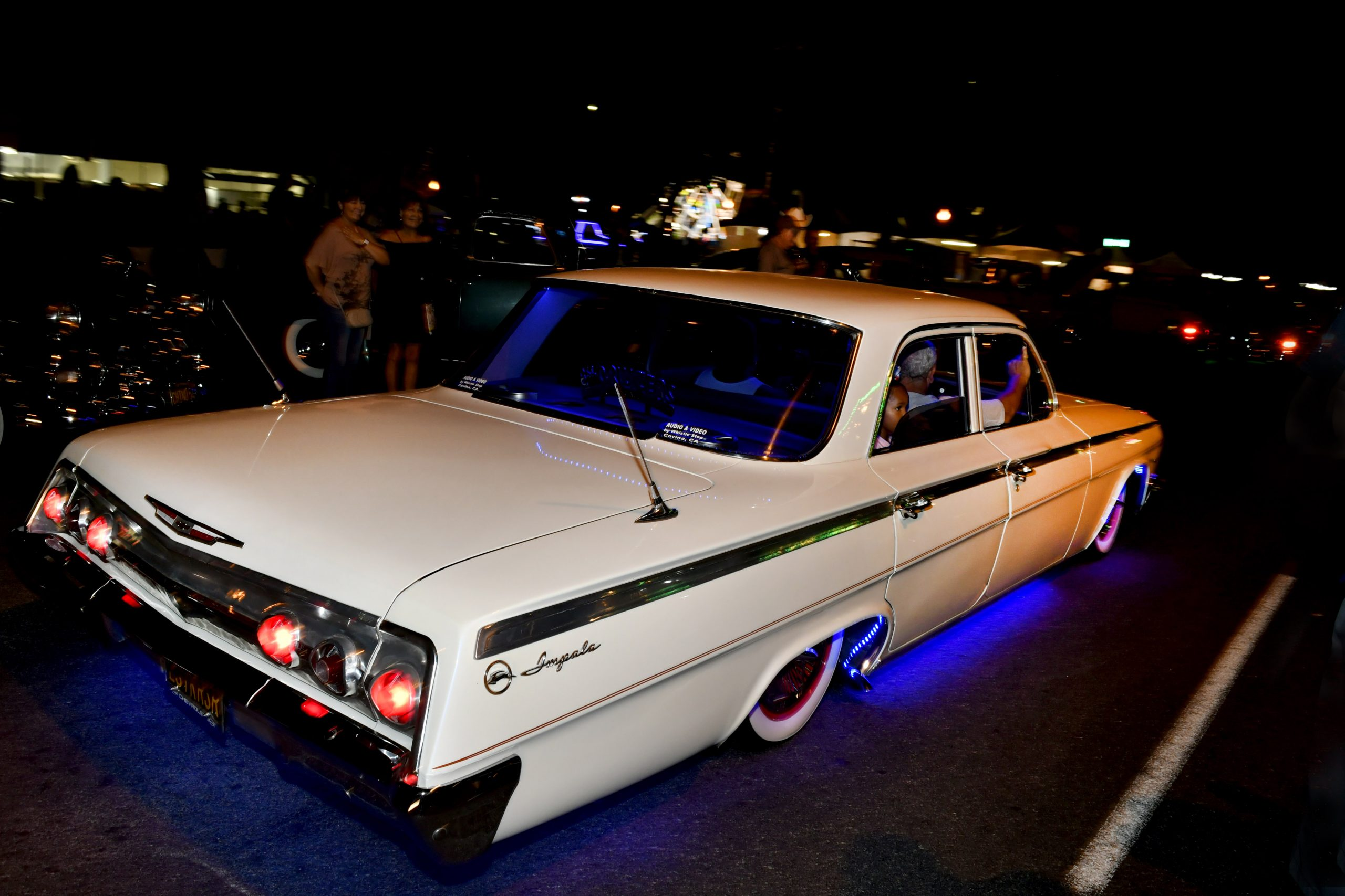 Route 66 Reunion impala lowrider