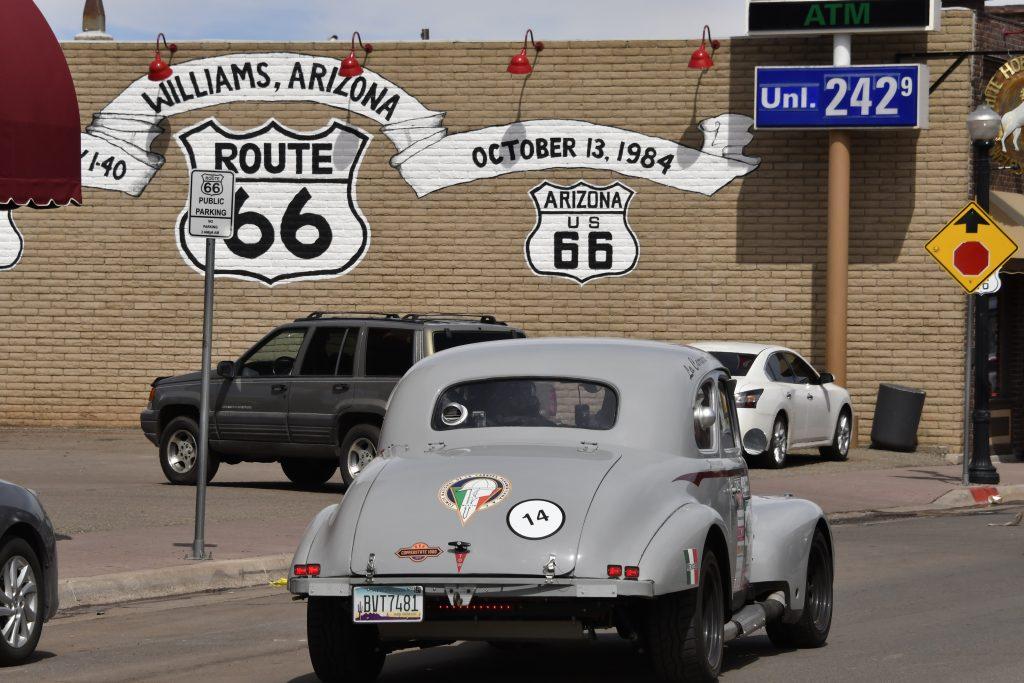 Route 66 Reunion williams arizona