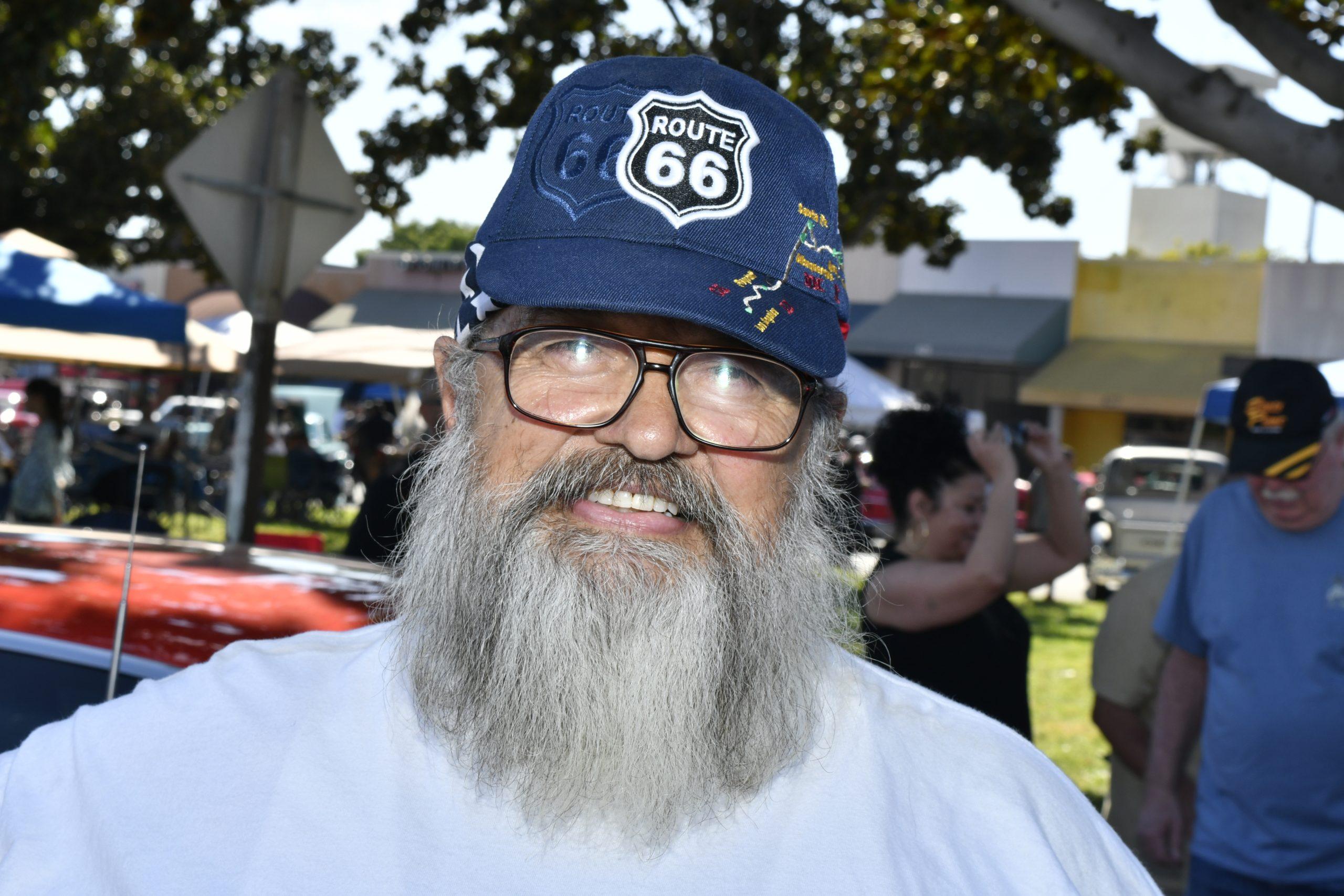 Route 66 Reunion fan hat