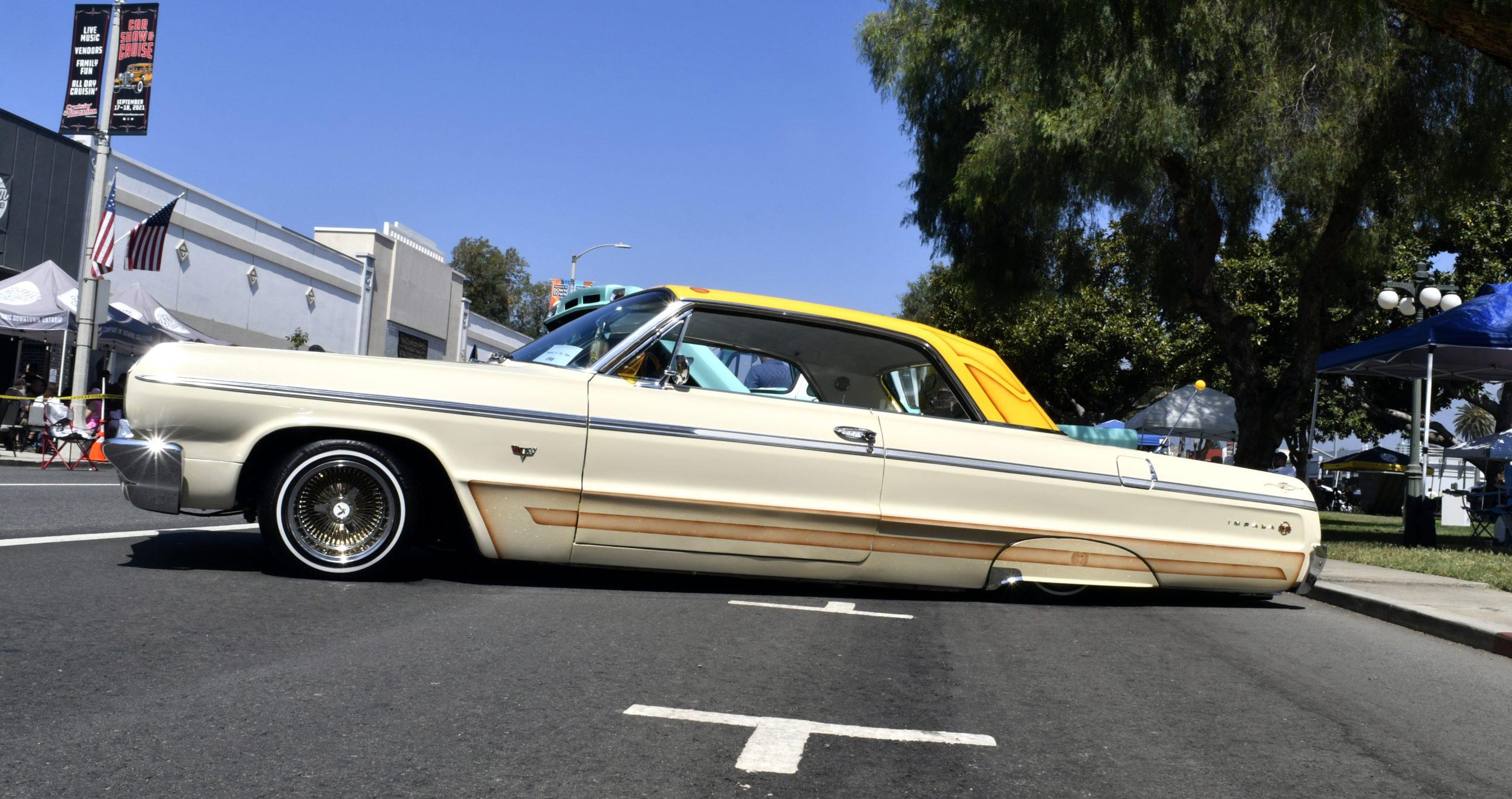 Route 66 Reunion impala low rider