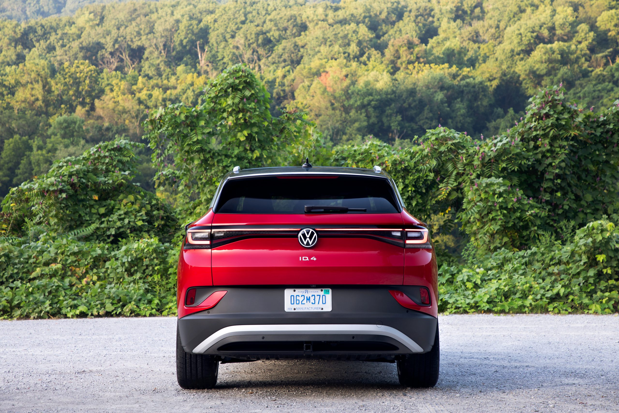 VW ID.4 AWD Pro S rear
