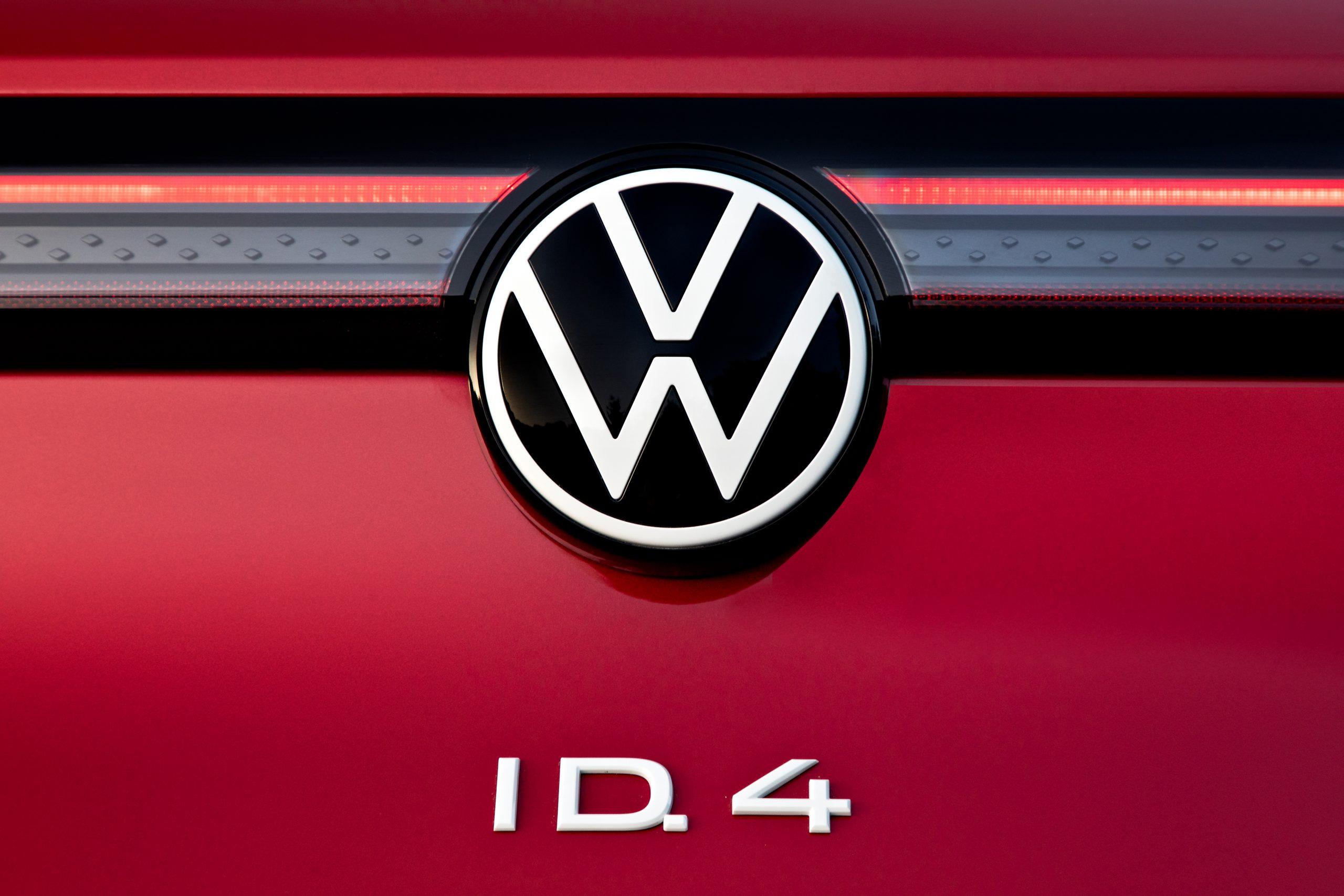 VW ID.4 AWD Pro S logo