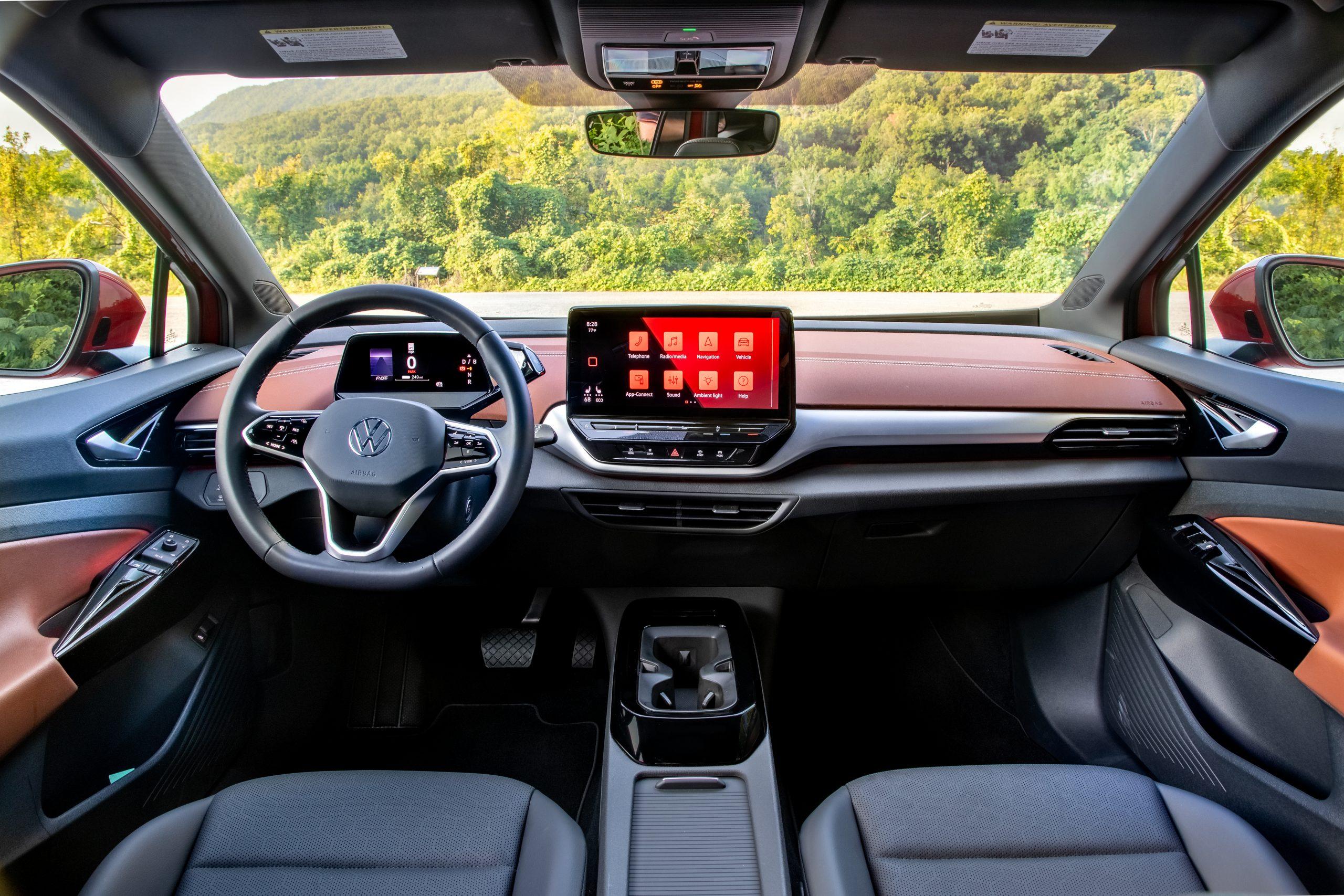 VW ID.4 AWD Pro S interior front