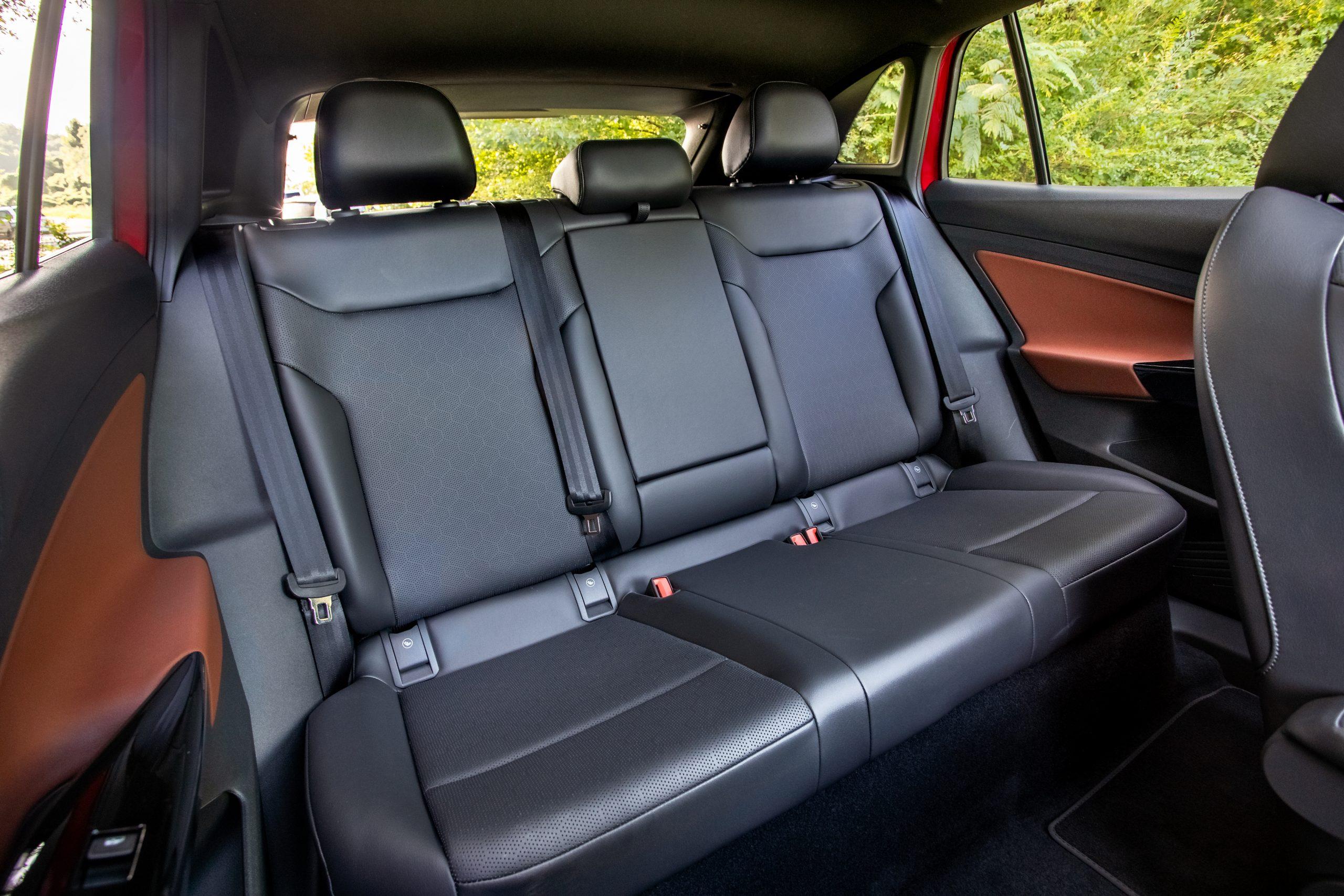 VW ID.4 AWD Pro S interior back seat