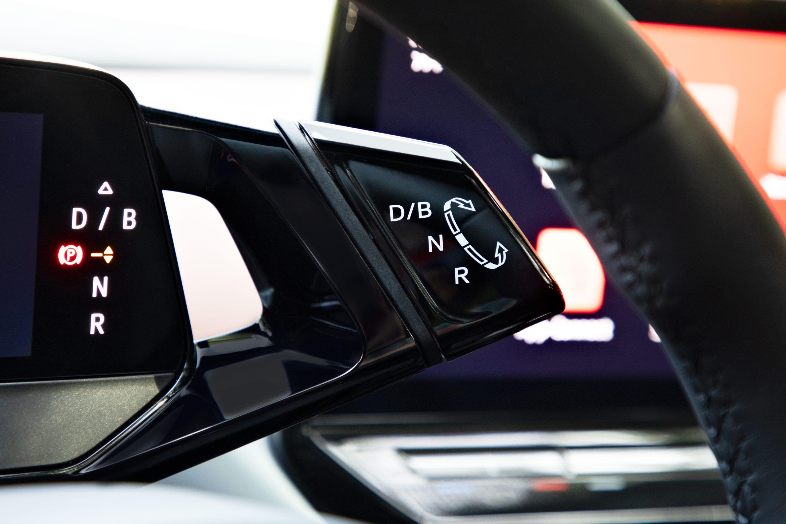 VW ID.4 AWD Pro S interior drive controls